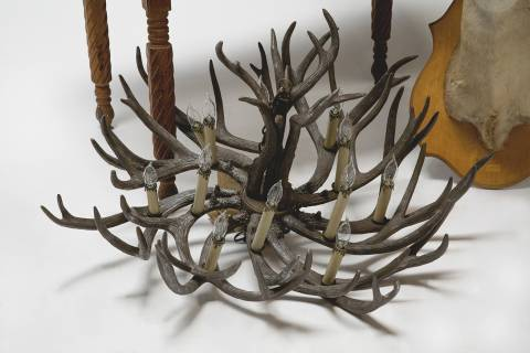 Whitetail Antler Chandelier featured image