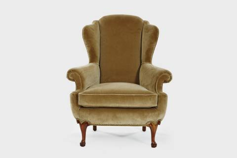 Hollister Wingback Chair featured image