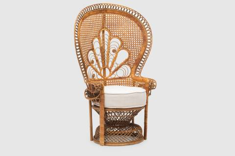 Lovingston Peacock Chair featured image