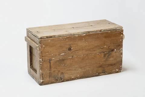 Lowry Wooden Chest featured image