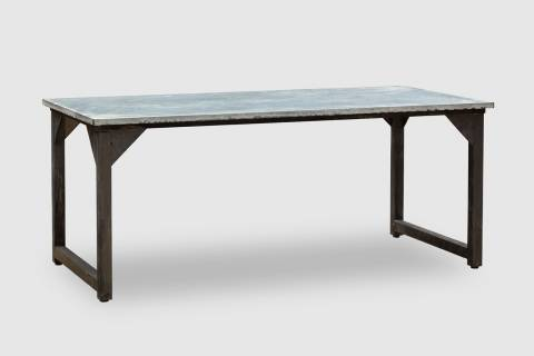 Monterey Galvanized Table featured image