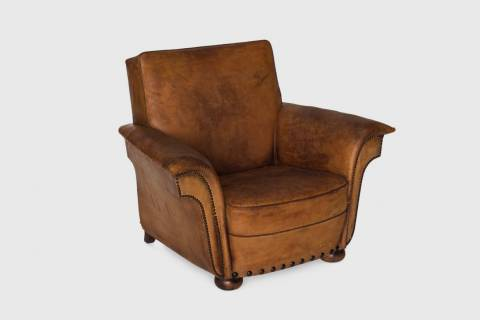 Rembert Leather Chair featured image