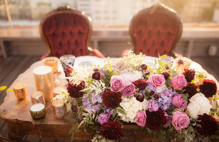 roosevelt hotel, styled shoot, lin and jirsa, agape planning, sweet salvage rentals