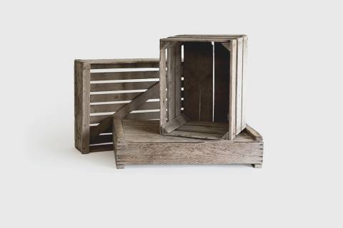Marvin Slatted Crates featured image
