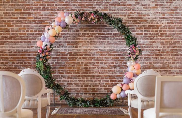 Whimsical & Romantic Pastel Wedding Inspiration Featured on Every Last Detail Blog featured image