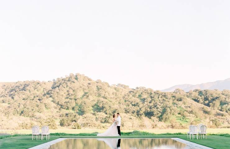 Monet Lily Pond Editorial Now on Wedding Sparrow featured image
