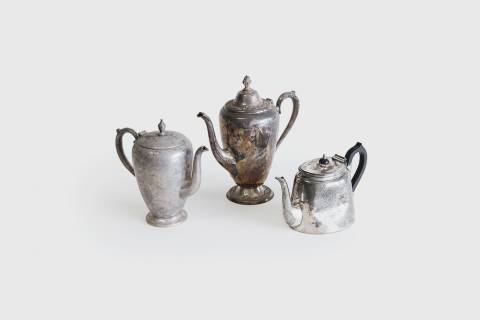 Oxford Silver Teapots featured image