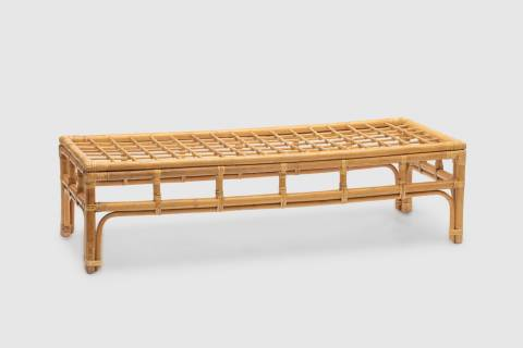 Wythe Rattan Table featured image