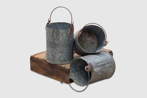 Zion Galvanized Buckets featured image