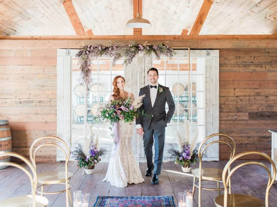 Malibu Wedding Style Featured on The Perfect Palette featured image