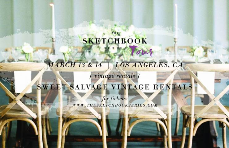 The Sketchbook Series Tour 2017 with Sweet Salvage Rentals
